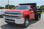 2016 Silverado 3500 Regular Cab 4x4, Dump Body #C61399 - photo 1