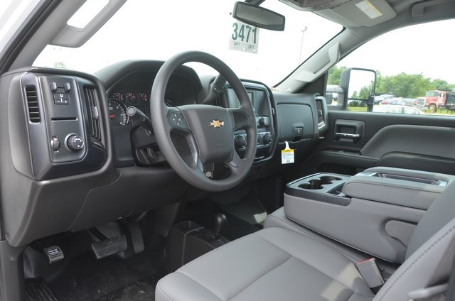 2016 Silverado 2500 Regular Cab 4x4, Service Body #C61464 - photo 12