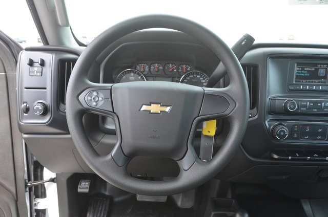 2016 Silverado 2500 Regular Cab 4x4, Service Body #C61464 - photo 13
