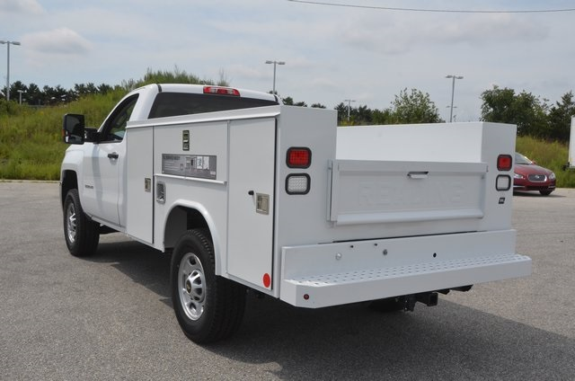 2016 Silverado 2500 Regular Cab 4x4, Service Body #C61464 - photo 2
