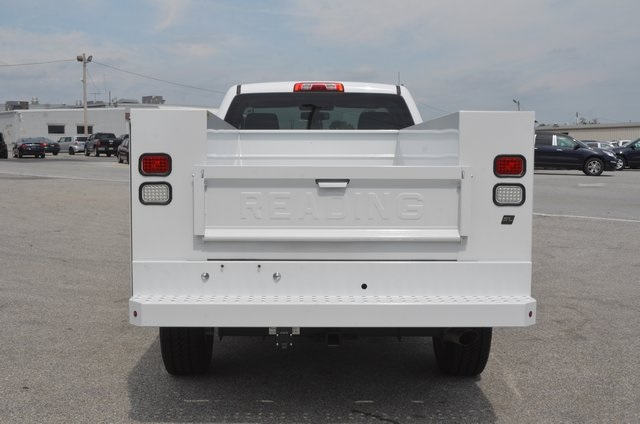 2016 Silverado 2500 Regular Cab 4x4, Service Body #C61464 - photo 4