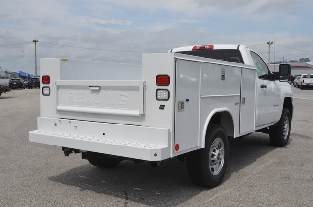 2016 Silverado 2500 Regular Cab 4x4, Service Body #C61464 - photo 6