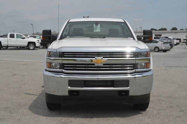 2016 Silverado 2500 Regular Cab 4x4, Service Body #C61464 - photo 9