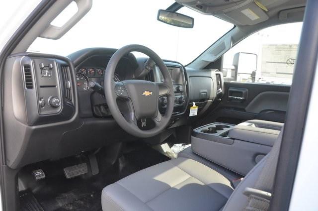 2016 Silverado 2500 Regular Cab, Service Body #C61732 - photo 11