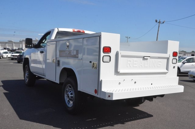 2016 Silverado 2500 Regular Cab, Service Body #C61732 - photo 3