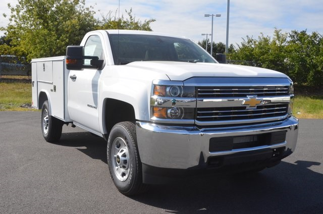 2016 Silverado 2500 Regular Cab, Service Body #C61732 - photo 8