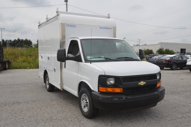 2016 Express 3500, Service Utility Van #C61780 - photo 8