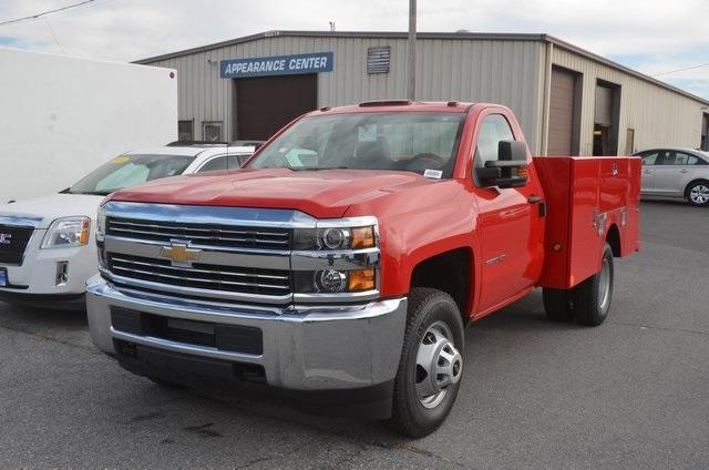 2016 Silverado 3500 Regular Cab, Stahl Service Body #C61863 - photo 1
