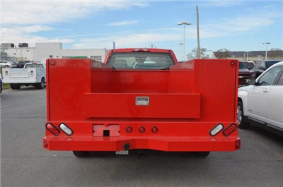 2016 Silverado 3500 Regular Cab, Stahl Service Body #C61863 - photo 4
