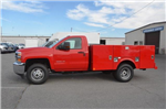 2016 Silverado 3500 Regular Cab, Stahl Service Body #C61863 - photo 3