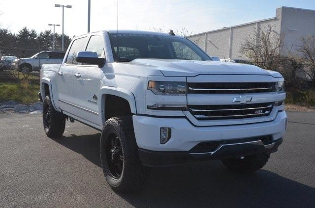 2017 Silverado 1500 Crew Cab 4x4 Pickup #C70725 - photo 8