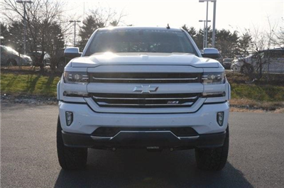2017 Silverado 1500 Crew Cab 4x4 Pickup #C70725 - photo 9