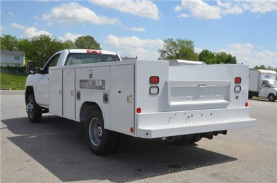 2017 Silverado 3500 Regular Cab, Reading SL Service Body Service Body #C72035 - photo 2