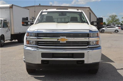 2017 Silverado 3500 Regular Cab, Reading SL Service Body Service Body #C72035 - photo 8