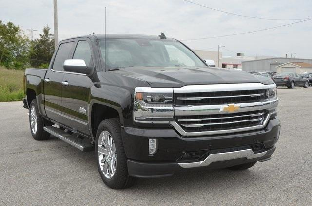 2017 Silverado 1500 Crew Cab 4x4 Pickup #C72189 - photo 8