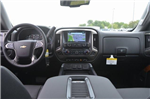 2017 Silverado 1500 Crew Cab 4x4 Pickup #C72189 - photo 10