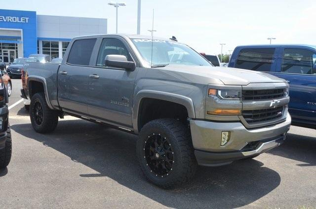 2017 Silverado 1500 Crew Cab 4x4 Pickup #C72272 - photo 6