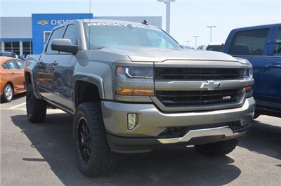 2017 Silverado 1500 Crew Cab 4x4 Pickup #C72272 - photo 7