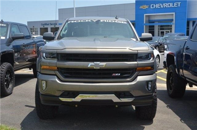 2017 Silverado 1500 Crew Cab 4x4 Pickup #C72272 - photo 8