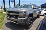 2017 Silverado 1500 Crew Cab 4x4 Pickup #C72272 - photo 1