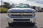 2017 Silverado 3500 Regular Cab DRW 4x4, Reading SL Service Body #C72662 - photo 8