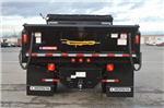 2017 Silverado 3500 Regular Cab DRW 4x4, Morgan Dump Body #C73032 - photo 4