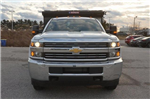 2017 Silverado 3500 Regular Cab DRW 4x4, Morgan Dump Body #C73032 - photo 8