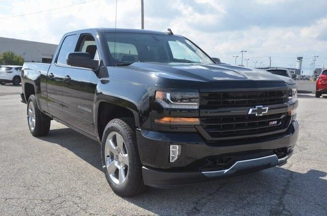 2018 Silverado 1500 Extended Cab 4x4 Pickup #C80123 - photo 8