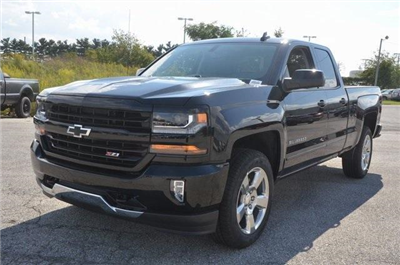 2018 Silverado 1500 Extended Cab 4x4 Pickup #C80123 - photo 1