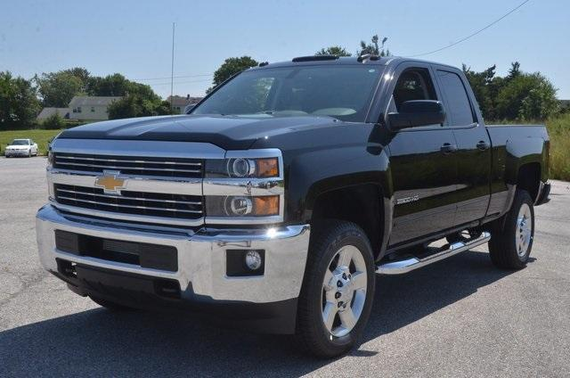 2018 Silverado 2500 Extended Cab 4x4 Pickup #C80135 - photo 1