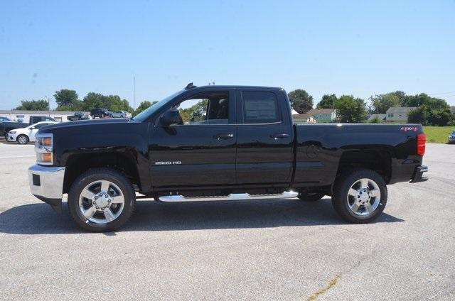 2018 Silverado 2500 Extended Cab 4x4 Pickup #C80135 - photo 3