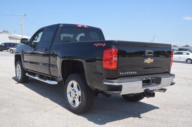 2018 Silverado 2500 Extended Cab 4x4 Pickup #C80135 - photo 2