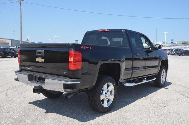 2018 Silverado 2500 Extended Cab 4x4 Pickup #C80135 - photo 6