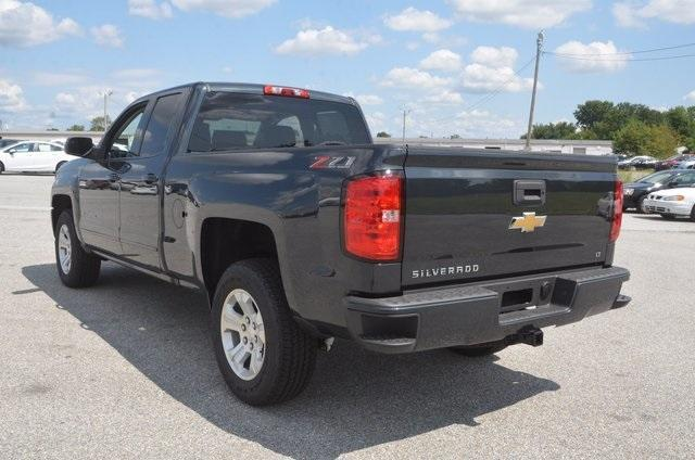 2018 Silverado 1500 Extended Cab 4x4 Pickup #C80154 - photo 2