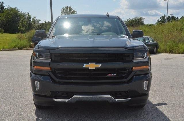 2018 Silverado 1500 Extended Cab 4x4 Pickup #C80154 - photo 9
