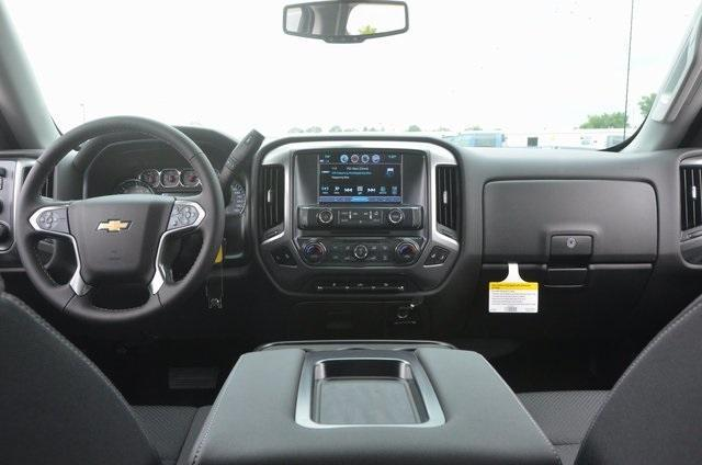 2018 Silverado 1500 Crew Cab 4x4 Pickup #C80156 - photo 10