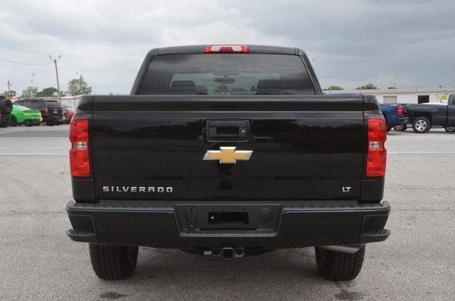 2018 Silverado 1500 Crew Cab 4x4 Pickup #C80156 - photo 4