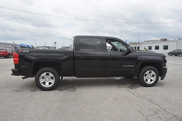2018 Silverado 1500 Crew Cab 4x4 Pickup #C80156 - photo 7