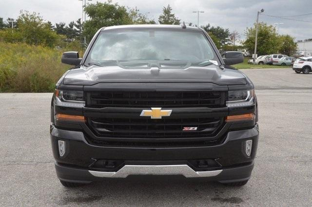 2018 Silverado 1500 Crew Cab 4x4 Pickup #C80156 - photo 9