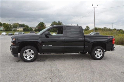 2018 Silverado 1500 Crew Cab 4x4 Pickup #C80156 - photo 3