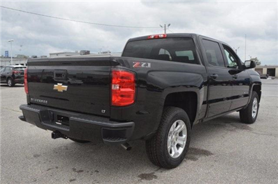 2018 Silverado 1500 Crew Cab 4x4 Pickup #C80156 - photo 6