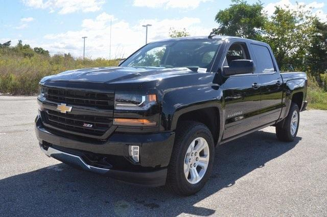 2018 Silverado 1500 Crew Cab 4x4 Pickup #C80200 - photo 1