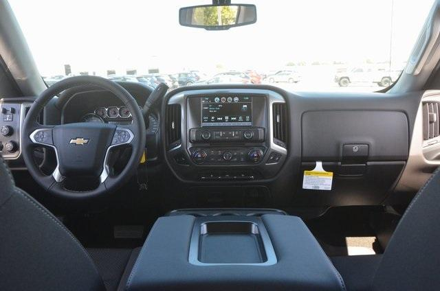2018 Silverado 1500 Crew Cab 4x4 Pickup #C80200 - photo 10