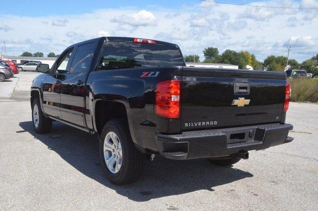2018 Silverado 1500 Crew Cab 4x4 Pickup #C80200 - photo 2