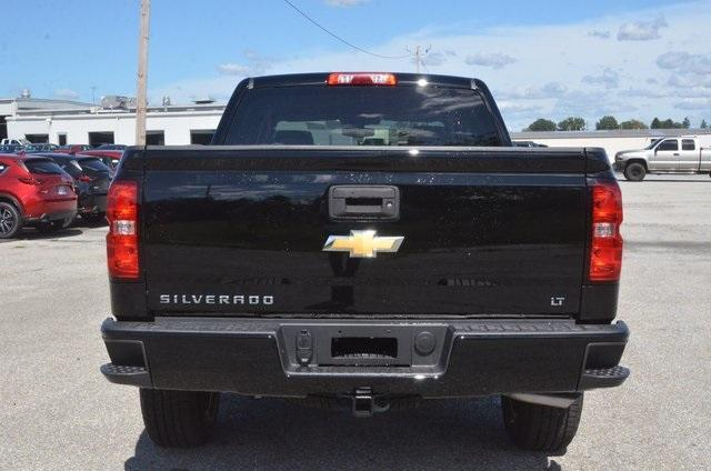 2018 Silverado 1500 Crew Cab 4x4 Pickup #C80200 - photo 4