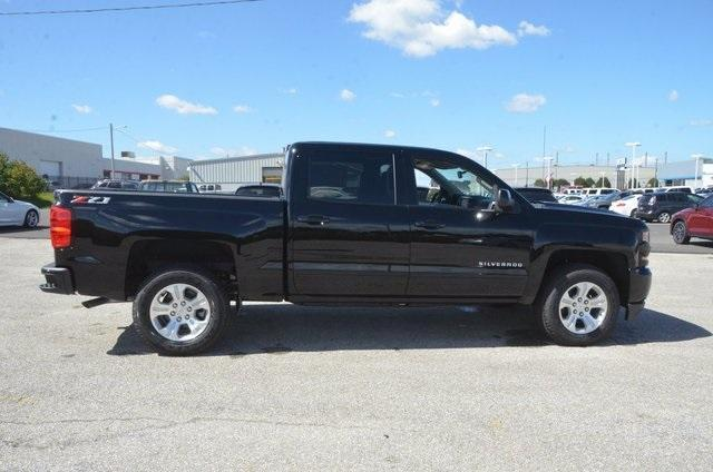 2018 Silverado 1500 Crew Cab 4x4 Pickup #C80200 - photo 7