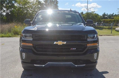 2018 Silverado 1500 Crew Cab 4x4 Pickup #C80200 - photo 9