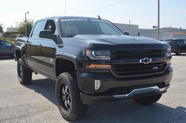 2018 Silverado 1500 Crew Cab 4x4 Pickup #C80234 - photo 8