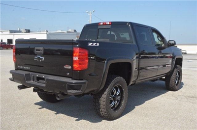 2018 Silverado 1500 Crew Cab 4x4 Pickup #C80234 - photo 6