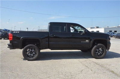 2018 Silverado 1500 Crew Cab 4x4 Pickup #C80234 - photo 7